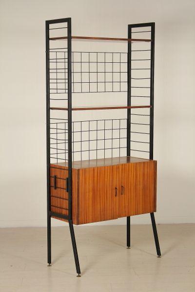 Oltre 1000 idee su libreria in metallo su pinterest for Mazzocchi strutture in legno
