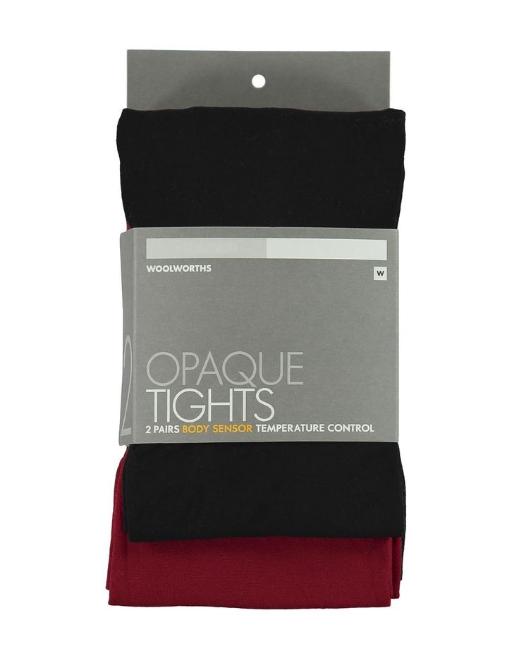 Body Sensor Opaque Tights