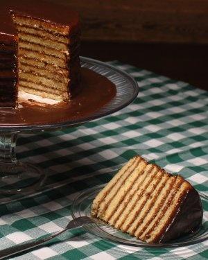 Mikes Farm  Layer Cake