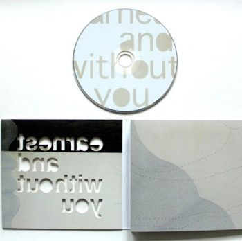 """cover album """"earnest and without you"""""""