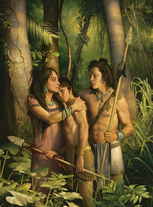 "The young men that we refer to as ""Stripling Warriors"" were sons of the converted Lamanites known as Ammonites (the People of Ammon, or the Anti-Nephi-Lehies) who became warriors under …"