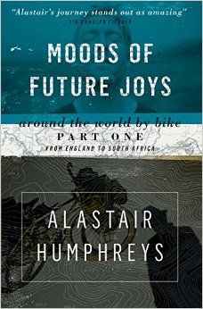 Alastair Humphreys' around-the-world journey of 46,000 miles was an old-fashioned adventure: long, lonely, low-budget, and spontaneous. Cycling across five continents and sailing over the oceans, his ride took four years to complete, on a tiny budget of hoarded student loans. Here is the story of the first remarkable stage of the expedition.