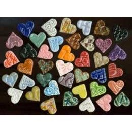 Feeling HeartsFun Therapeutic Groups, Heart Single, Group Ideas, Ceramics Heart, Support Group, Helpful Feelings, Heart Bags, Education, Feelings Heart