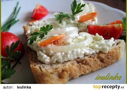Nivová pomazánka recept - TopRecepty.cz