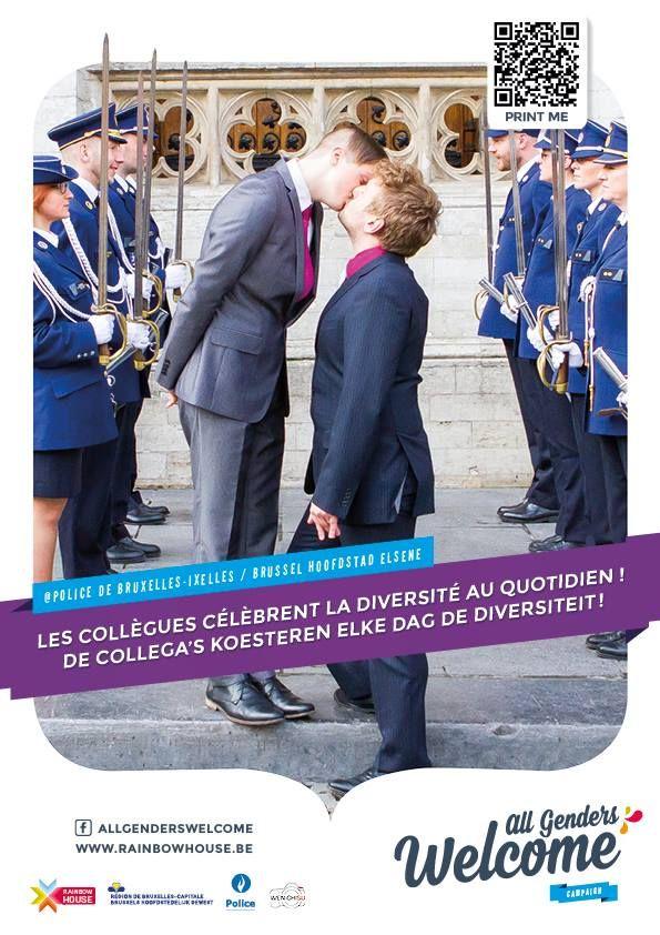 préjugés (homophobie, LGBT, gouvernement, Belgique, 2015)
