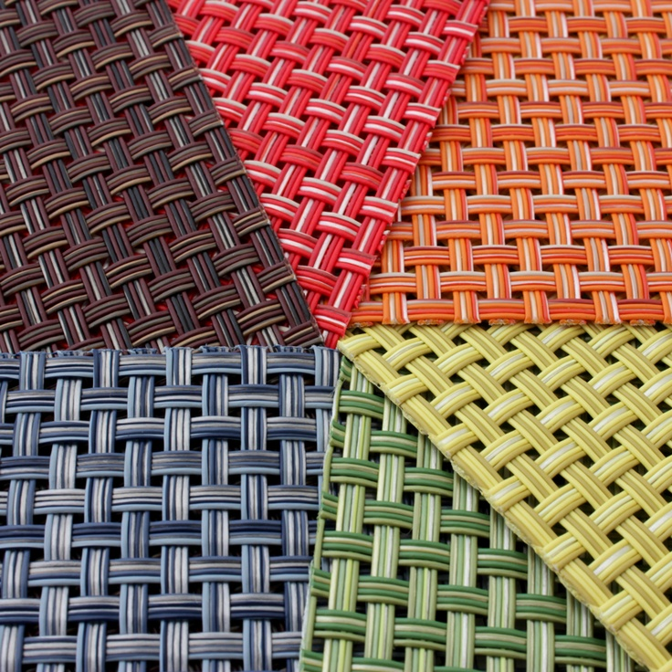 mix it up with colorful chilewich placemats