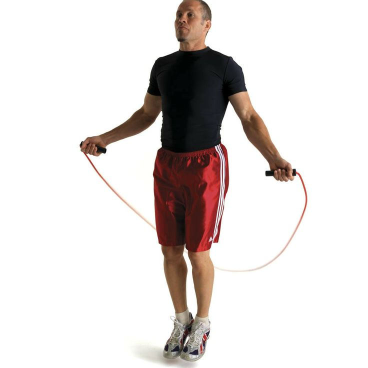 Jump Rope Training By Ross Enamait - Published in 2005