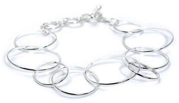 rannekoru-ber087  Naisten hopeakorut, hopeakorut netistä, muodikkaat hopeakorut