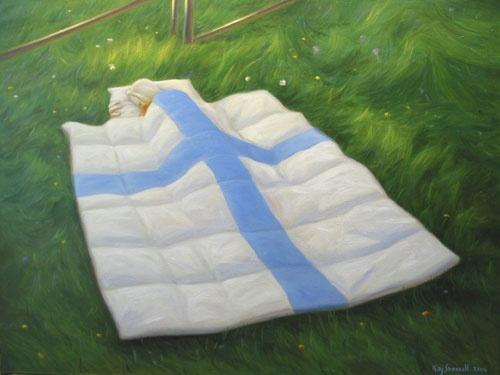 Mandatum Isämaelle (Mandatum for the Fatherland) by Kaj Stenvall
