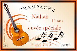 étiquettes gratuites pour bouteilles de vin et champagne