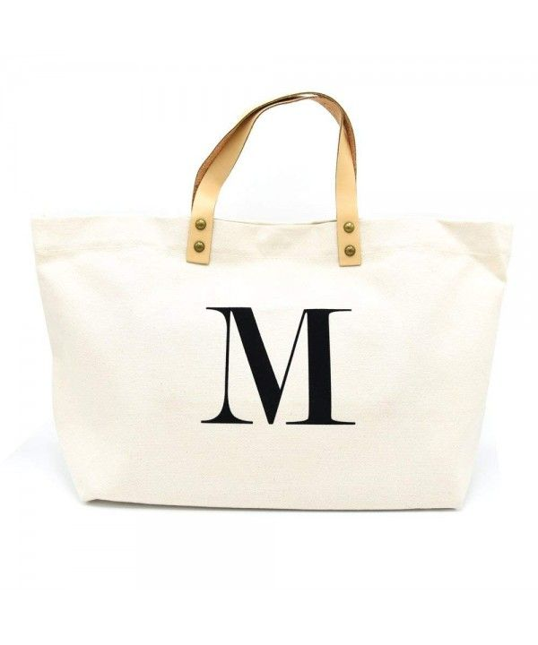 bb0f17562c53a Women's Bags, Shoulder Bags, Canvas Tote Bag- Natural Color and Classic  Monogrammed gifts. - M - CS182KZNQS4 #Women #Fashion #Bags #Handbags #Style  ...