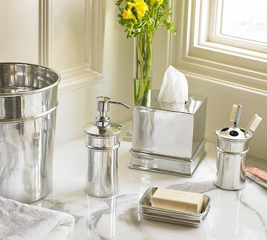 Aluminum Guest Bathroom Accessories Ideas Is Available On Different Types  And Designs.