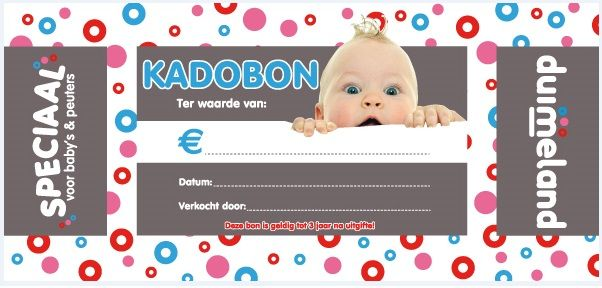 kadobon www.duimelandspeciaal.nl