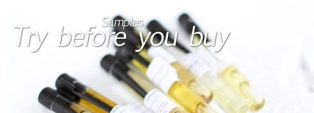 Eerst niche-parfums thuis uitproberen? Bestel uw samples bij www.parfumaria.com. Goede service en snelle leveringen!
