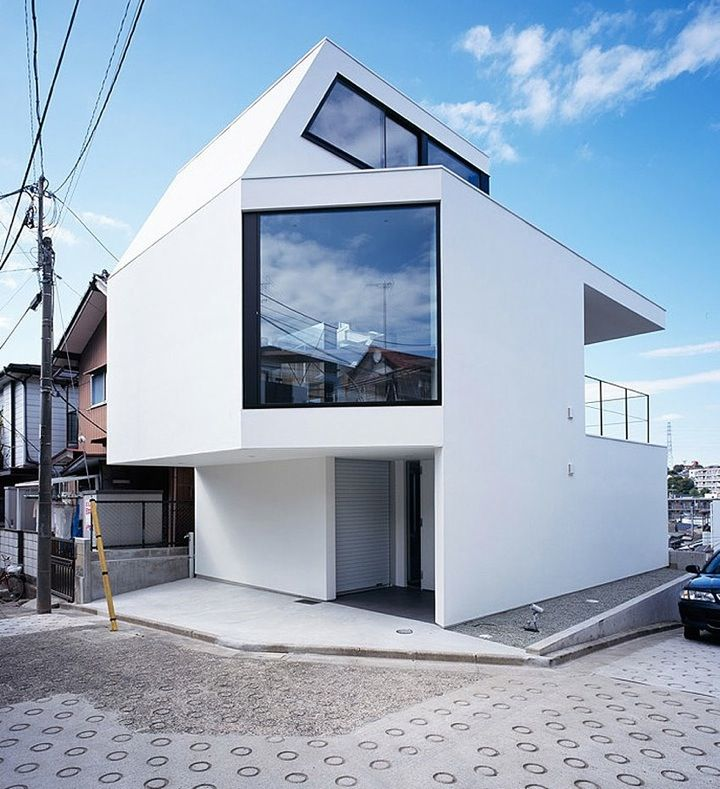 Japanese studio Apollo Architects and Associates has