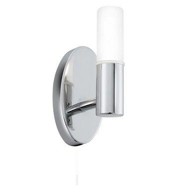 Koupelnové svítidlo SL 7211CC, nástěnné svítidlo. #svitidlo #koupelna #osvetleni #light #wall #bathroom #searchlight