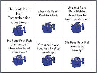 The Pout Pout Fish!