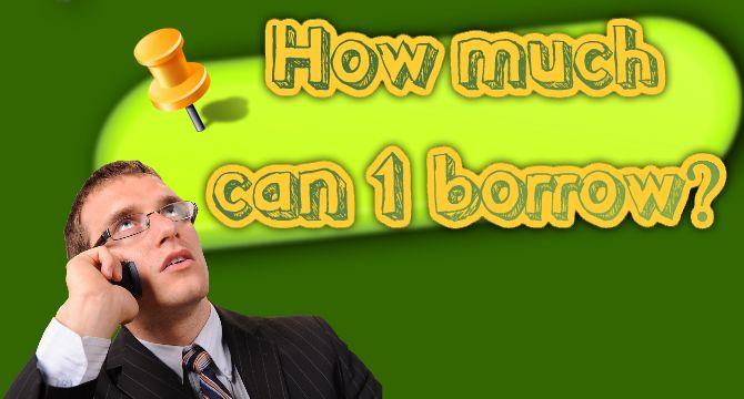 How Much Can  I Borrow #Calculator by TheFinanceSite   #HowMuchCanIBorrow? #HomeLoans #Australia