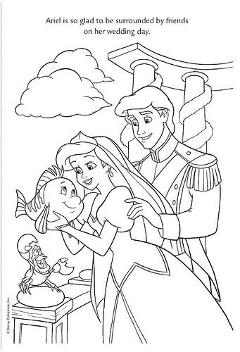 Wedding Wishes 43 by Disneysexual, via Flickr ariel prince eric little mermaid disney princess