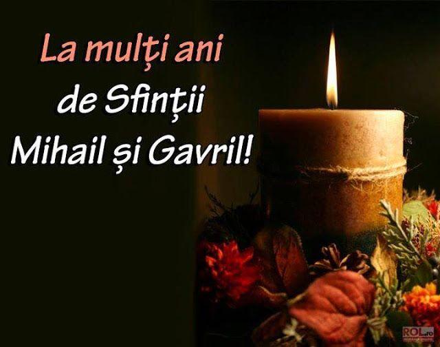 de toate: sfintii mihail  si Gavril