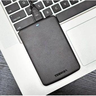 """ลดราคา  2TB Hard Disk HDD 2.5"""" USB 3.0 External Hard Drive 2TB 1TB 500GHard Disk HD Externo Disco Hard Drive(3.28) - intl  ราคาเพียง  1,827 บาท  เท่านั้น คุณสมบัติ มีดังนี้ Backup and restore files and folders or a full system backup fordisk recovery.& Accommodates large digital files with spacious storagecapacity. USB 3.0 interface and backwards compatible with USB2.0.& Anti-knock design, pocket-sized and easy to carry, excellent travelcompanion. Easy to set up and use with a simple and…"""