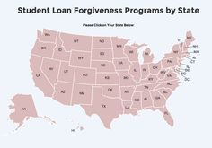 Discover every student loan forgiveness program offered in the United States.
