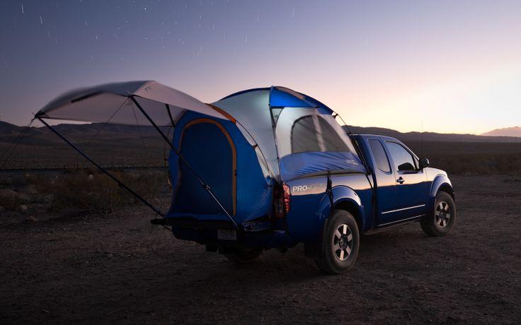 2012 Nissan Frontier Tent Interior Photo 2