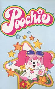 Poochie Was On One Of My Birthday Cakes My Childhood Memories
