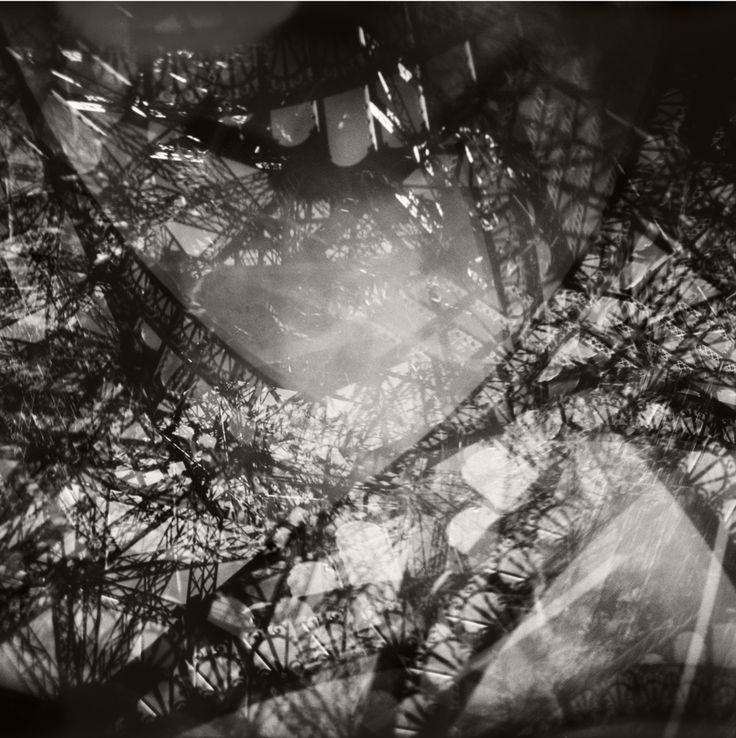 Black Cityscapes 8 / Jacob Felländer