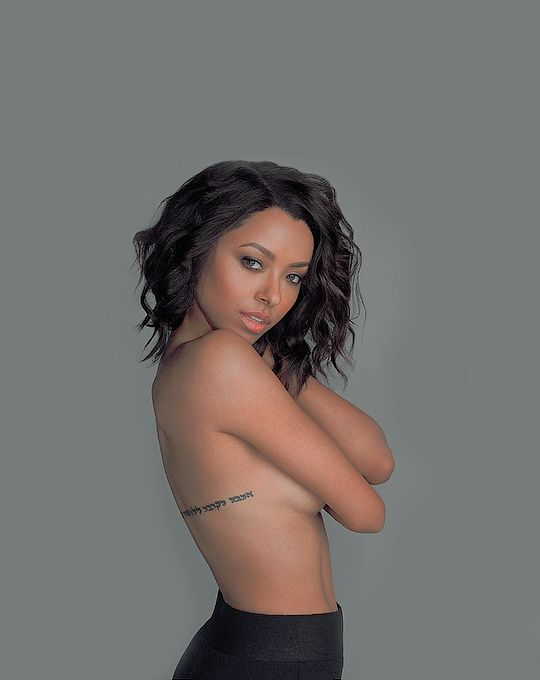 Unexpectedness! Kat Graham nudes apologise, but