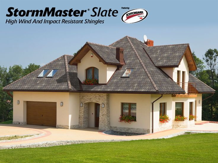 Best 17 Best Images About Stormmaster® Slate Roofing Shingle 640 x 480