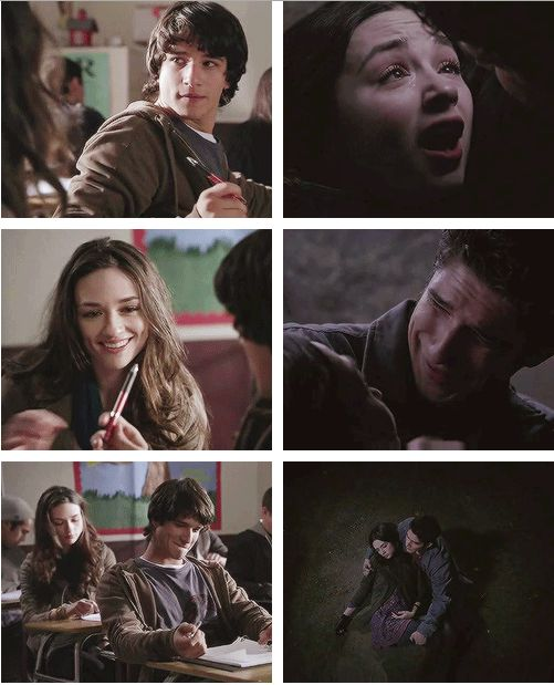 First and last Allison and Scott scenes