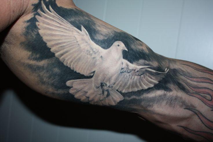 Dove - By Valerian Farcas