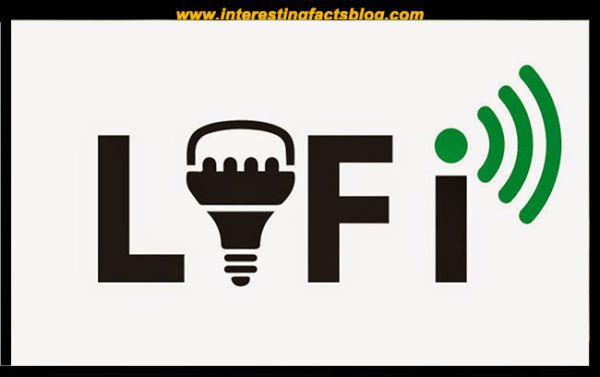 Know more information about how lifi works, advantages of li-fi, difference between wifi and lifi, history of lifi, lifi vs wifi at interestingfactsblog.com