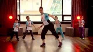 danse pour enfants en francais - YouTube