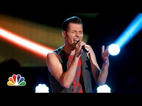 """▶ Nic Hawk: """"Hit 'Em Up Style (Oops!)"""" - The Voice Highlight - YouTube"""
