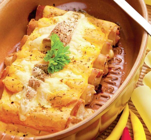 Cannelloni regal