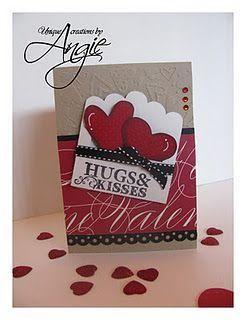 もうすぐバレンタインですね♡ショップにはお洒落なラッピング用品と一緒にカードが沢山並んでいて迷ってしまう・・・。それならば!!ここはいっちょ、渡したい相手を想いながら手作りしてみませんか?きっと感動してくれる事間違いなしですよ♡