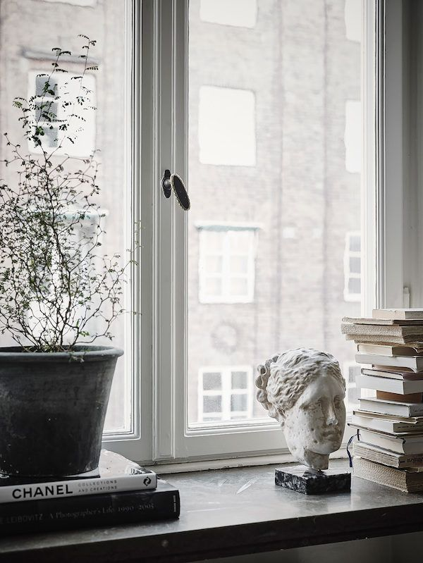 my scandinavian home: A stunning Swedish apartment in neutrals