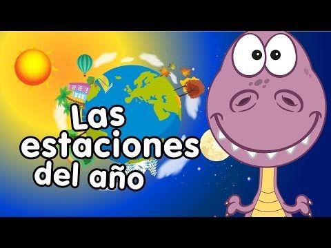 Las estaciones del año - Canciones Infantiles - Doremila - YouTube