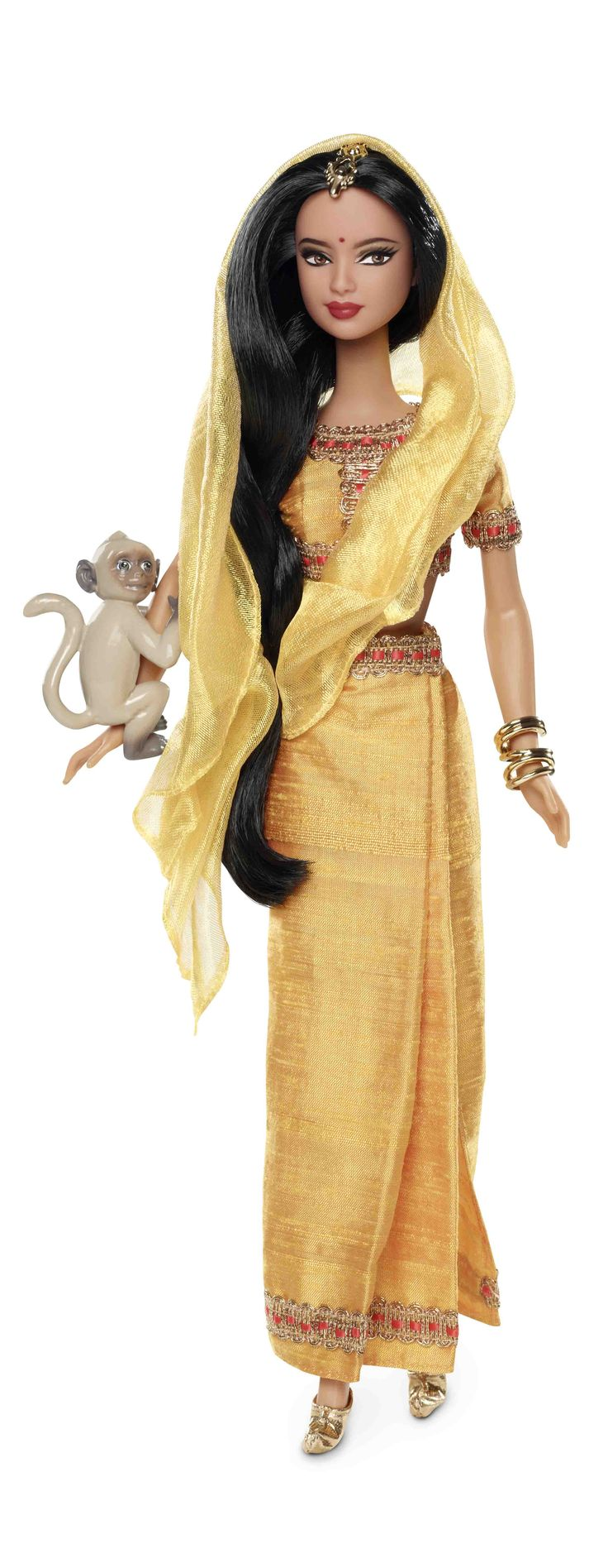 #Barbie of the #World. Barbie #India. http://zigzagmom.com/barbie-around-the-world/