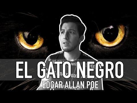 """El Gato Negro"" - Edgar Allan Poe | #Poetubre | Addiction TV - YouTube"