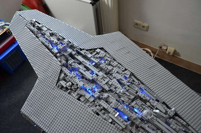 Star Wars - Executor - Darth Vader's Super Star Destroyer