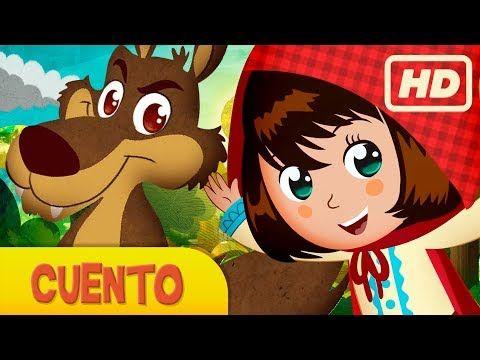 CAPERUCITA ROJA, CUENTOS INFANTILES, cuentos y canciones infantiles, - YouTube
