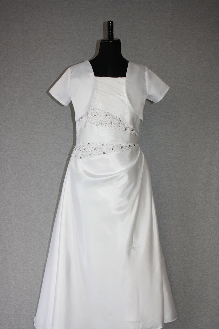 First Communion/Flower Girl Dresses from Silk n Satin Communion Dresses. $85 https://silknsatincommuniondresses.com.au/product/lily/