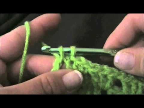 How to Crochet Granny Square - Tutorial....This video is how I learned to make the Granny Squares that I am making my afghan throw with.