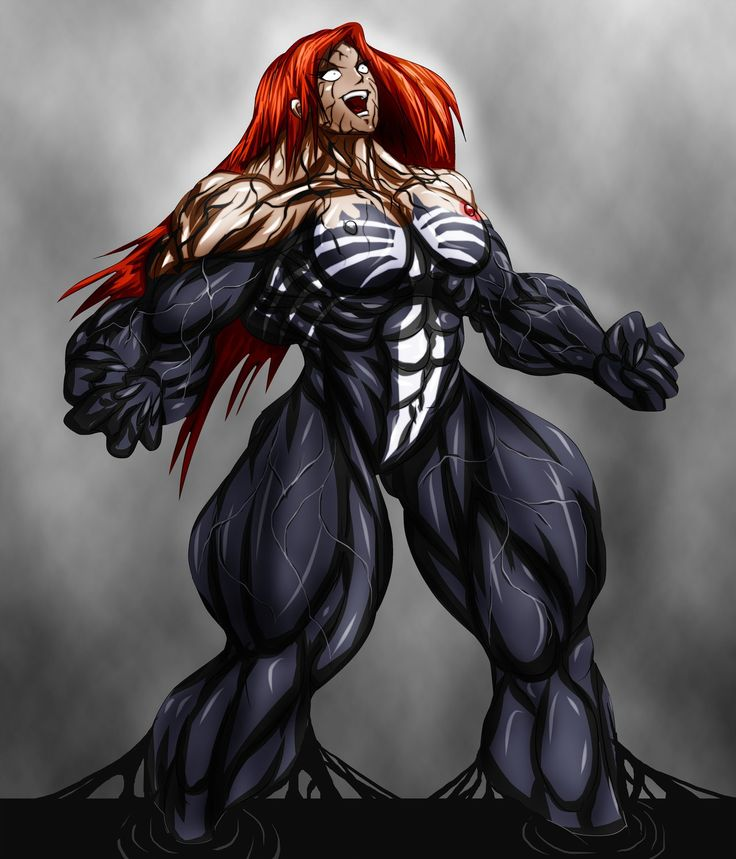 Venom, deviantART and Art on Pinterest
