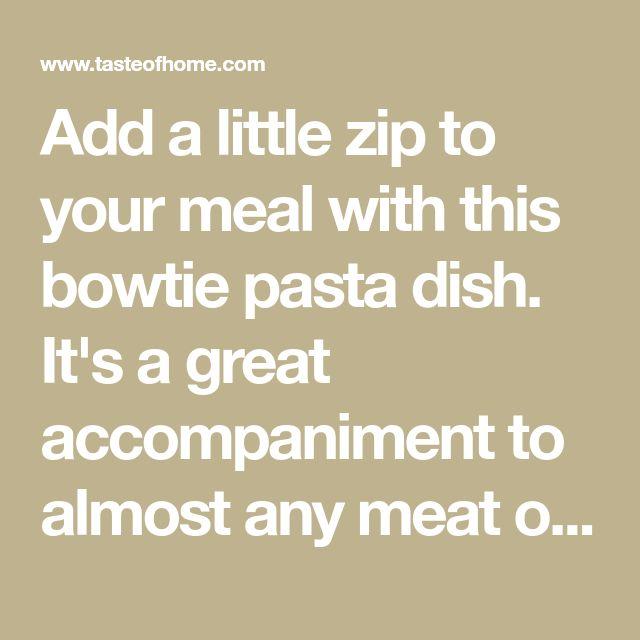 Creamy Bow Tie Pasta Recipe Pasta Pasta Dishes How To Cook Pasta