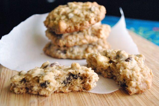 Oatmeal Chocolate Chip Cookies: Christmas Cookies, Oatmeal Chocolate ...
