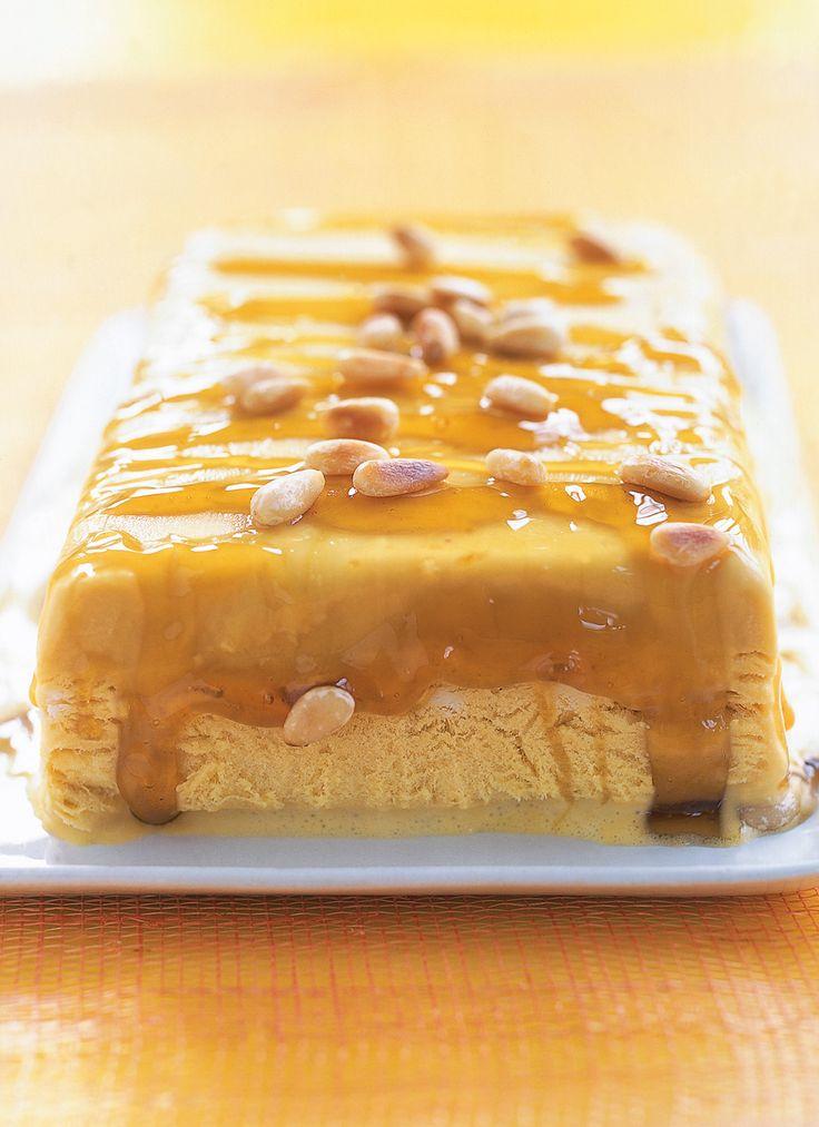 Honey Semifreddo